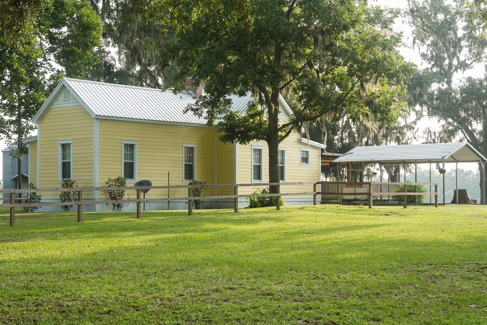 Wood frame home for sale in Live Oak FL